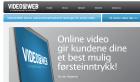 <b>VideoOnWeb.no</b> -  Design fra Play Reklame